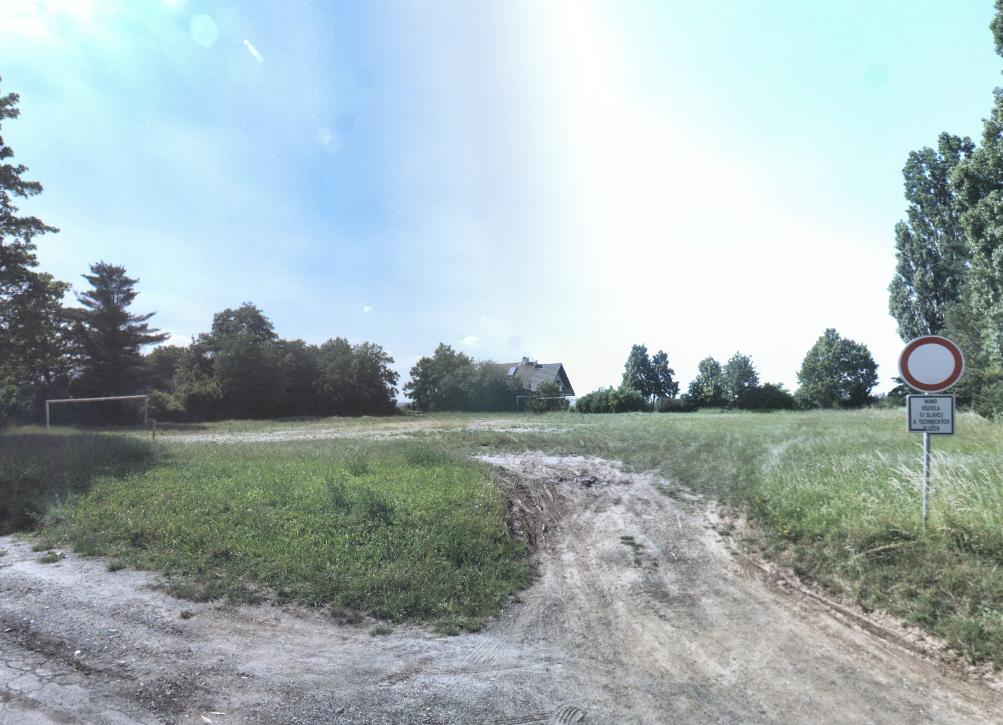 Současná podoba hřiště v ulici Na Vyhlídce, Český Brod